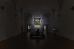 Piero, The Resurrection in the Museo Civico, Sansepolcro