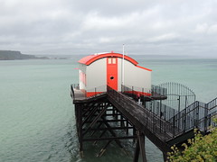 Photo of Once a lifeboat station now a cracking home well worth the walk to see it