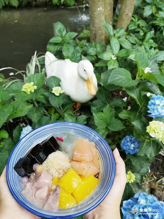 【苗栗三義】好色冰粿室|五色剉冰|繽紛客家酸菜包|卓也小屋假日限定 @魚樂分享誌