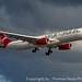 Virgin Atlantic Airway, G-VRAY