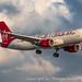Virgin Atlantic Airways, EI-DEI : Maggie May