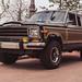 Jeep Grand Wagoneer. 1989