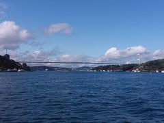 Entre Europa y Asia: Estrecho del Bósforo. Estambul (Turquía)