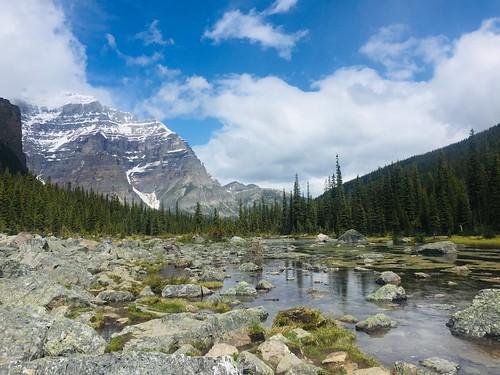 Lac Moraine - Lacs Consolation