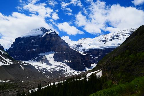 Lac Louise - Plain of six Glaciers
