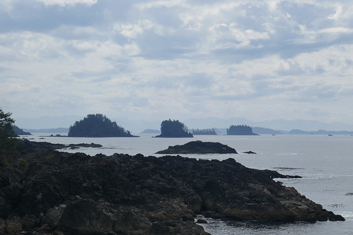 Vancouver Island - Ucluelet - Lighthouse loop