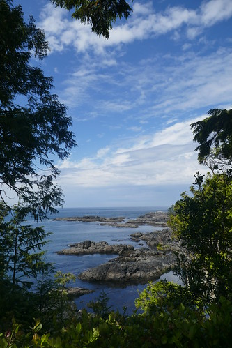 Vancouver Island - Ucluelet - Wild Pacific Trail