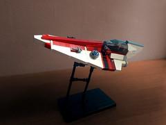 Delta-7B Aethersprite-class light interceptor V2