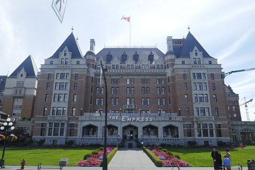 Vancouver Island - Victoria - The Empress