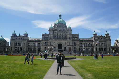 Vancouver Island - Victoria - Parlement