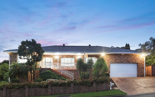 1 Flora Ct, Baulkham Hills NSW 2153