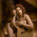 ¿Qué es música? ¿Y tú me lo preguntas? Música eres tú... Retrato en clave de Sol.