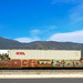 Freight Benching in SoCal - 05-17-2020