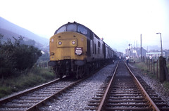 Photo of 28.09.85  Ogmore Vale Washery  37176