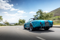 Superformance-MKIII-R-Cobra-Driving-Rear-View