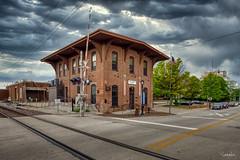 Great Western Railroad Depot (Lincoln Depot), Springfield, Illinois