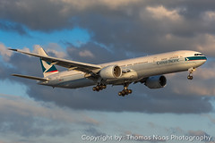 Photo of Cathay Pacific, B-KQJ