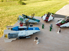 A-Wing Rendezvous