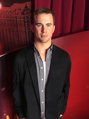 """Channing Tatum Wax Figure • <a style=""""font-size:0.8em;"""" href=""""http://www.flickr.com/photos/95217092@N03/49911968078/"""" target=""""_blank"""">View on Flickr</a>"""