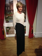 """Princess Diana Wax Figure • <a style=""""font-size:0.8em;"""" href=""""http://www.flickr.com/photos/95217092@N03/49912486146/"""" target=""""_blank"""">View on Flickr</a>"""
