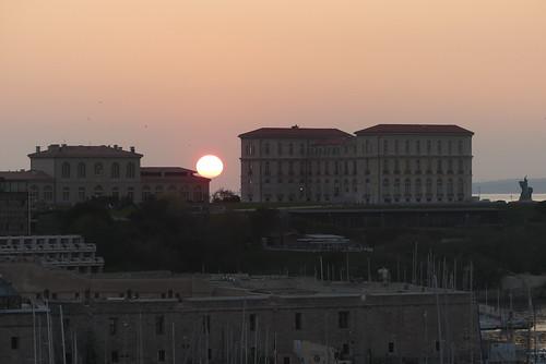 Palais du Pharo. Marseille.