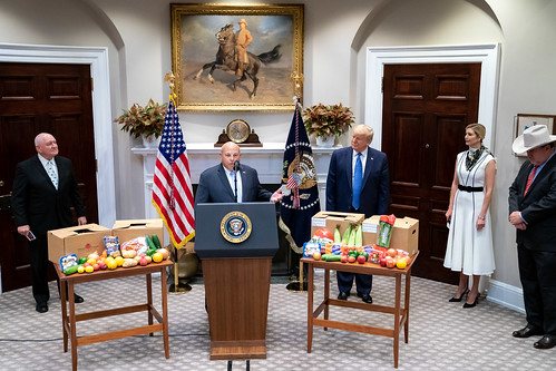 President Trump Delivers Remarks on Supp by The White House, on Flickr