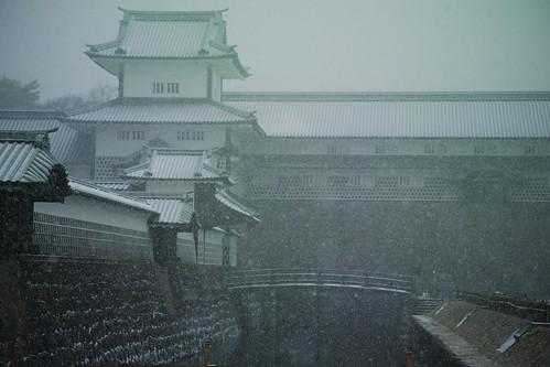 Hashizume-mon Tsuzuki Yagura watchtower