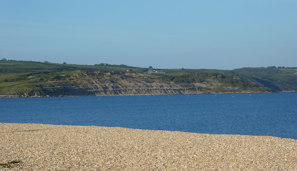 Redcliffe Point from Preston Beach