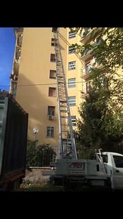 Elevatore per traslochi Roma