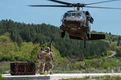 Colorado and Oregon National Guard
