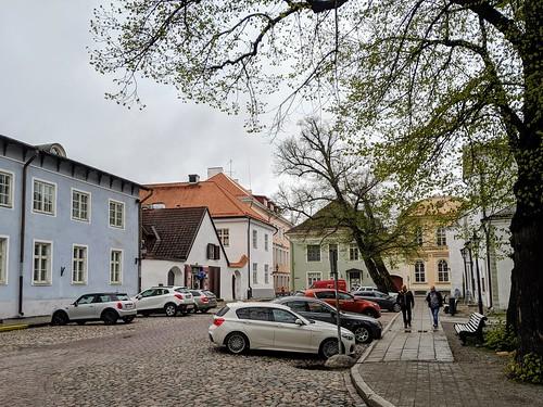 Street of Toompea