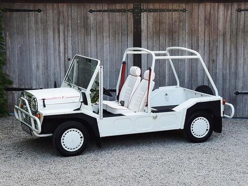 Austin Mini Moke 25 (1989)
