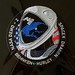 SpaceX DM-2 Mission Patch detail