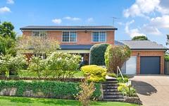 25 Oakdale Place, Baulkham Hills NSW