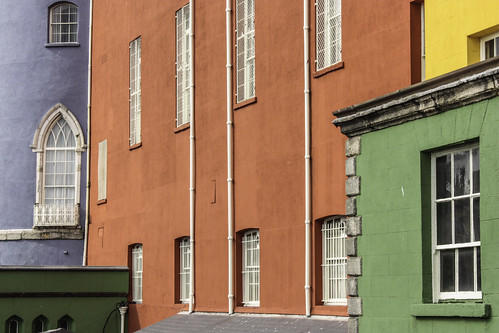 Colours from Dublin Castle