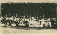 Allen Family Annual Reunion, 1914 - Hebron, Indiana