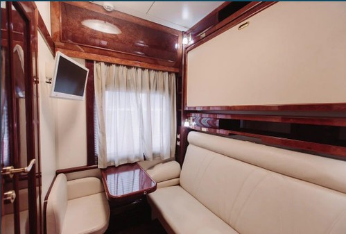 Imperial Russia Executive Carriage