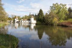Photo of Craigtoun park.