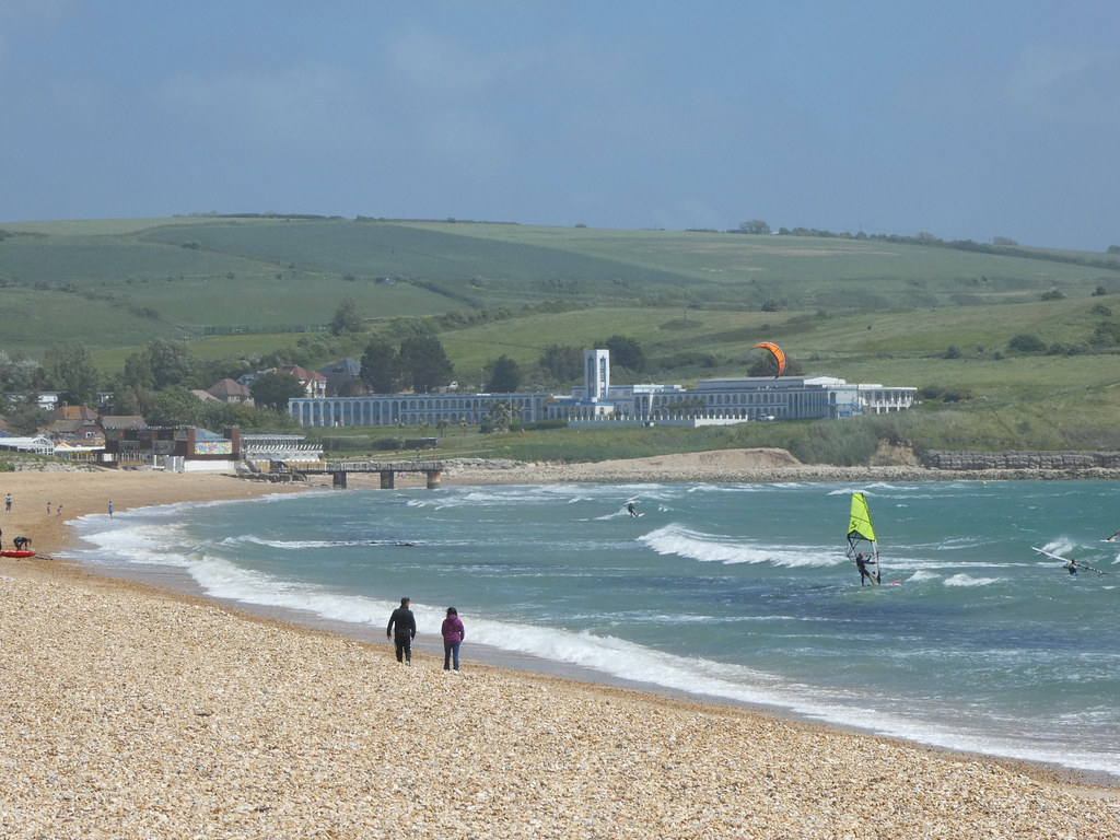 Watersports in Weymouth Bay