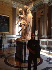 Bernini, Galleria Borghese, Roma