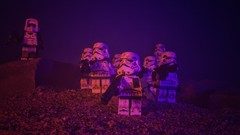 Troopers at dawn...