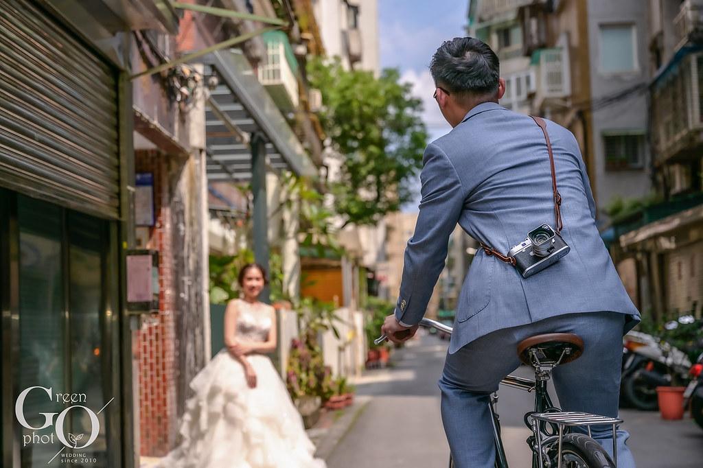 綠攝影像_自主婚紗_故事婚紗_Jas