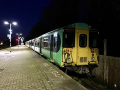 Photo of 455838 at Redhill
