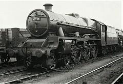 Photo of 45737 Atlas at Shrewsbury Shed