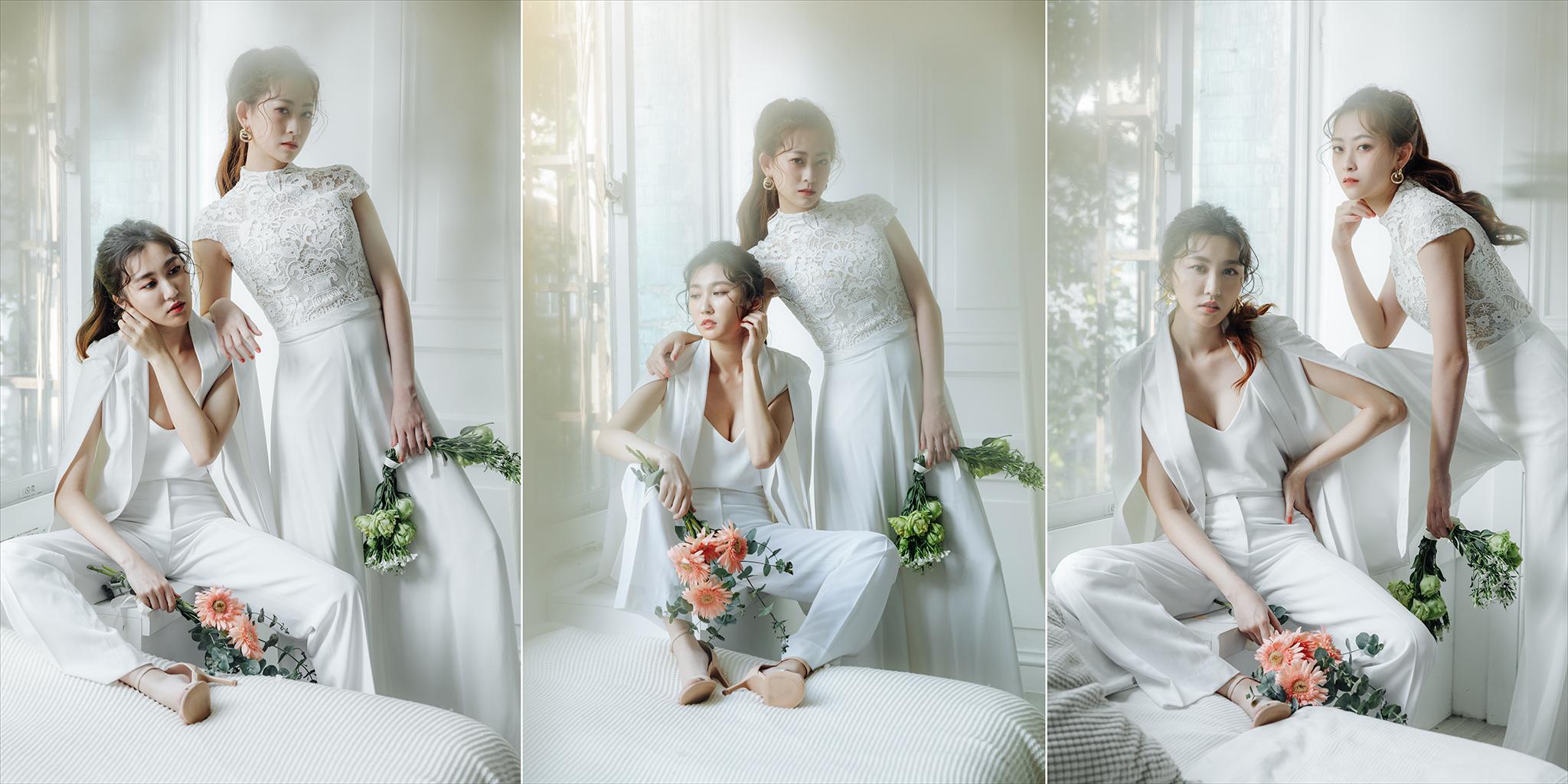 49928735828 4ddb0d6383 o - 【閨蜜婚紗】+Jessy & Tiffany+