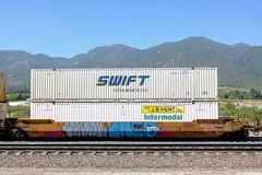 Freight Train Graffiti - SoCal - 5-23-2020