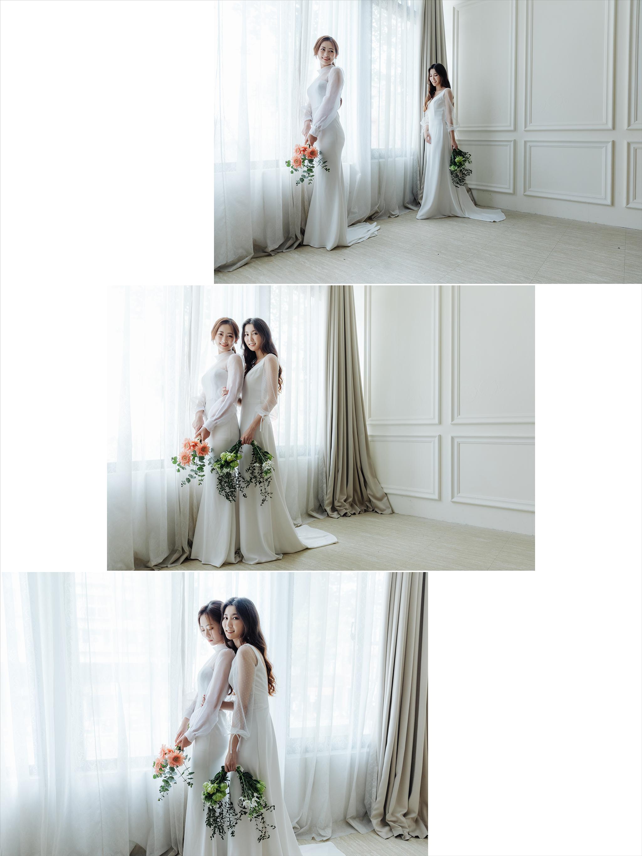 49929257751 2155de6d7e o - 【閨蜜婚紗】+Jessy & Tiffany+