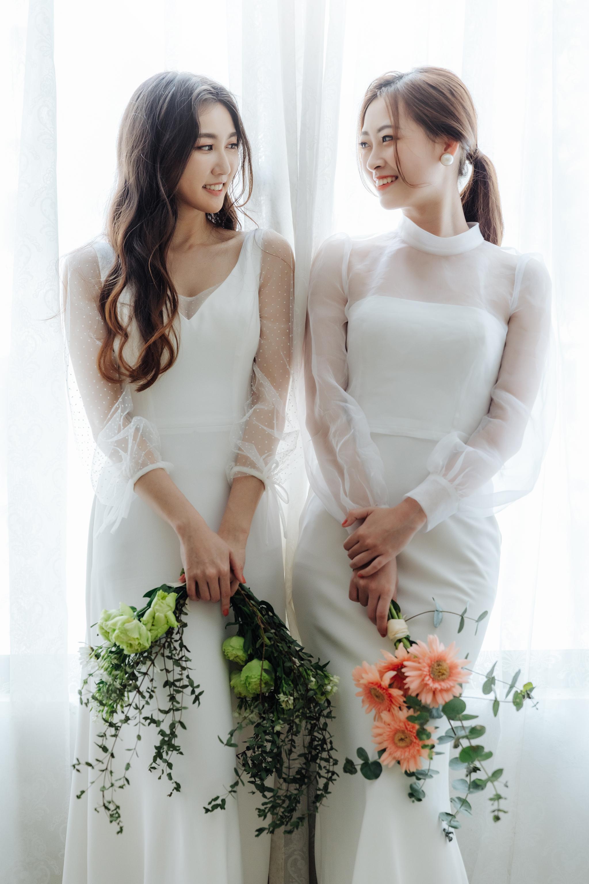 49929257981 5d83404d2e o - 【閨蜜婚紗】+Jessy & Tiffany+