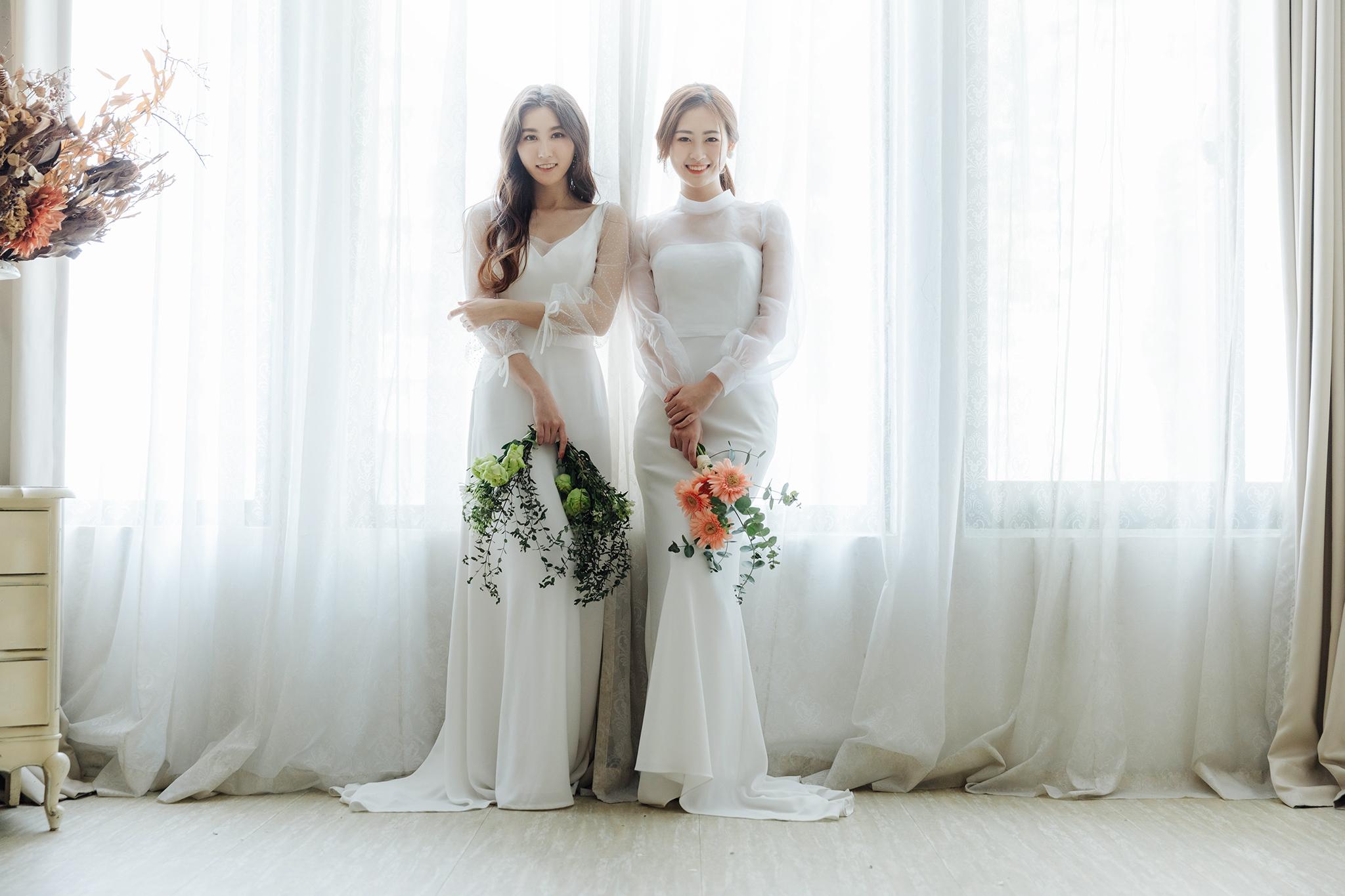 49929258036 8c8098a36a o - 【閨蜜婚紗】+Jessy & Tiffany+