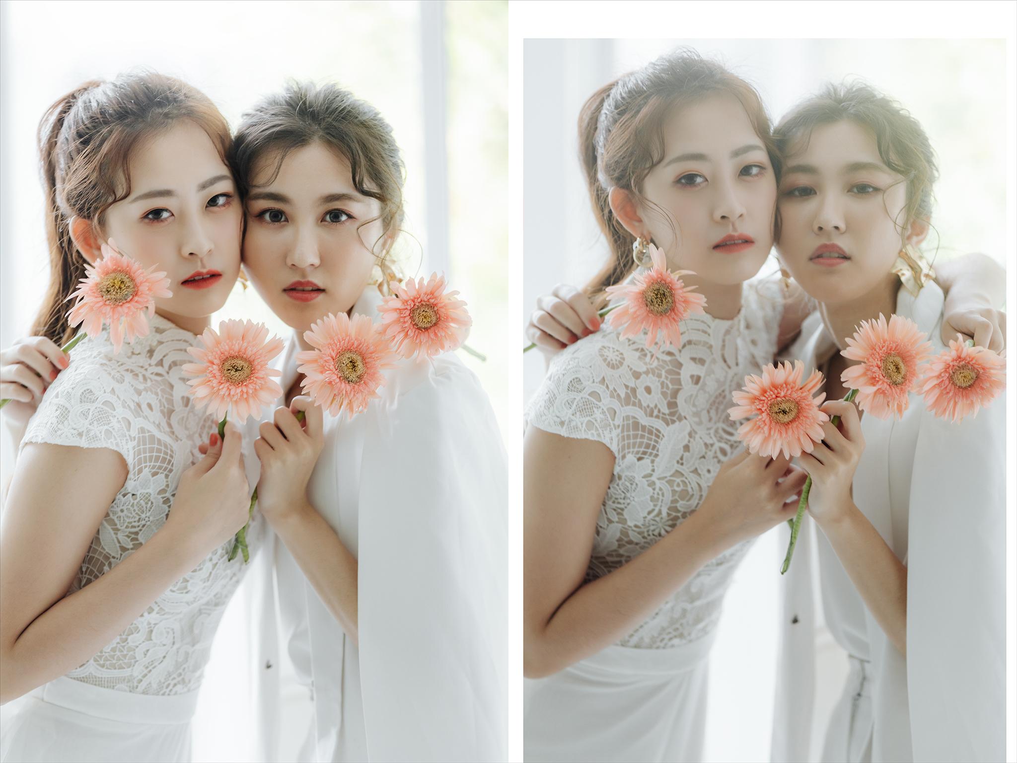 49929555217 29fcedbce4 o - 【閨蜜婚紗】+Jessy & Tiffany+